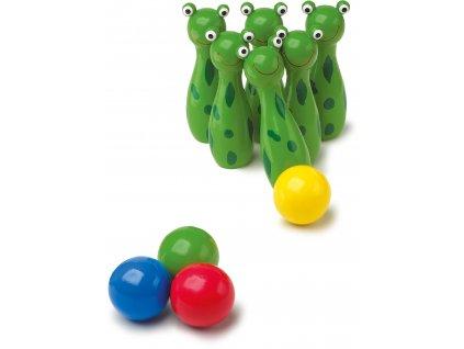Kuželky Žabičky