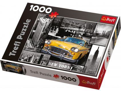 8744 puzzle new york 1000 teile