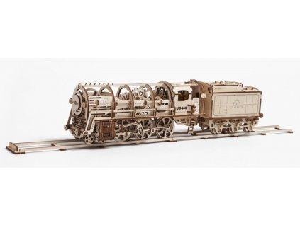 3d lokomotiva