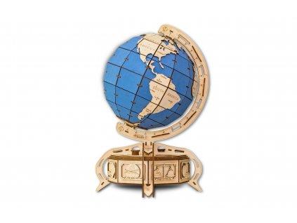 Globus modrý
