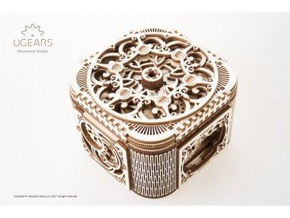 šperkovnice 1