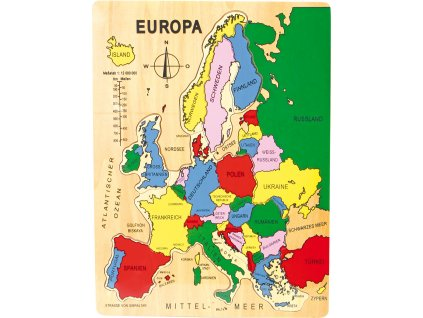 7265 puzzle europa