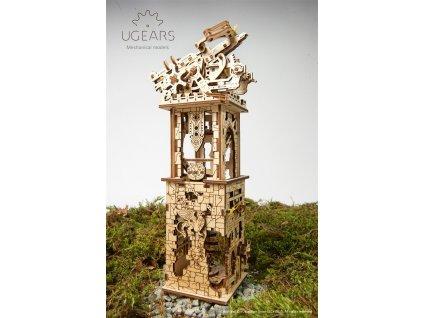 7 Ugears Archballista Tower Model DSC2232 6 max 1000