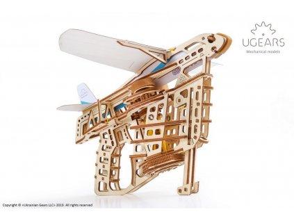 ugears flight starter mechanical model22 max 1000