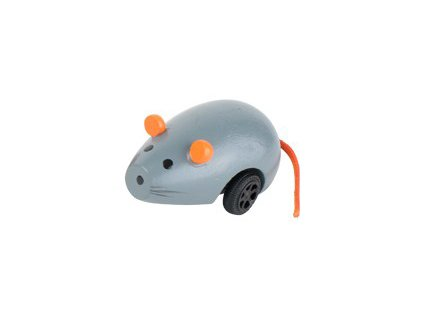 Myška na setrvačník