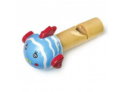 Píšťalka modrá rybka
