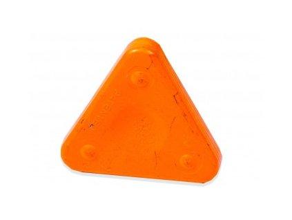Voskovka trojboká Magic Triangle basic oranžová