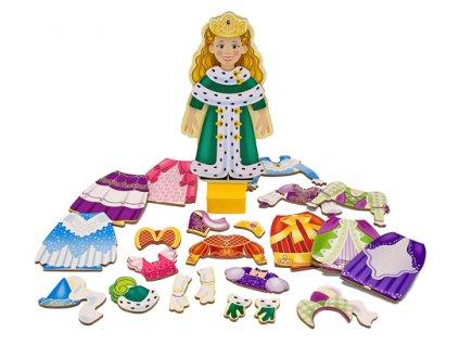 Magnetické oblékání princezna Elise