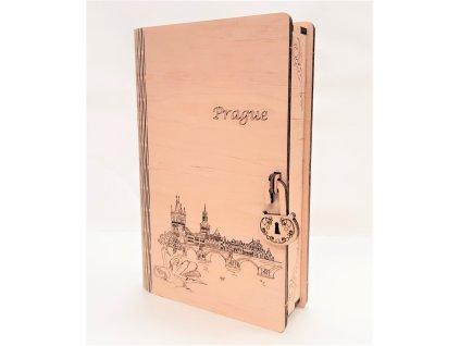 Dřevěná krabička Praha 2
