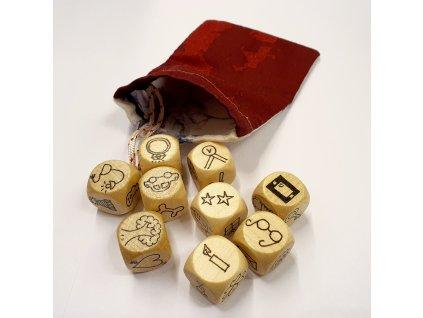 Dřevěná hra - VYPRÁVĚJ