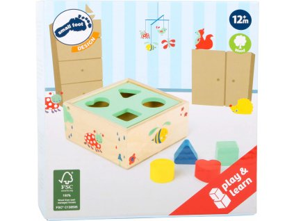 10944 legler small foot Steckwuerfel Move it FSC 100 Verpackung