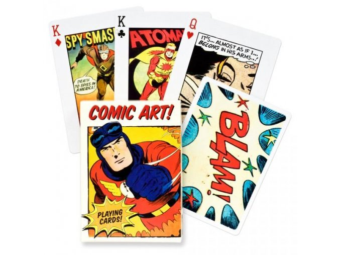 Poker - Komiks