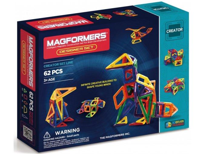 Magformers Designer 62