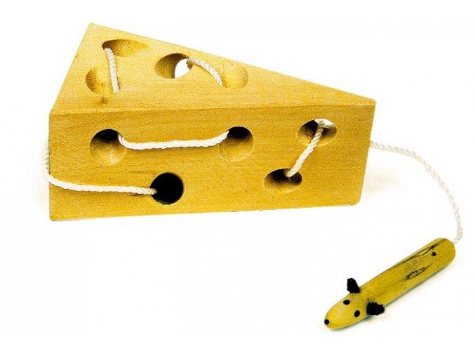 Provlékadlo - Myš a sýr