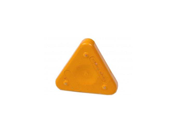 Voskovka trojboká Magic Triangle pastel okrová