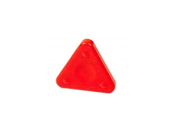 Voskovka trojboká Magic Triangle basic šarlatově červená