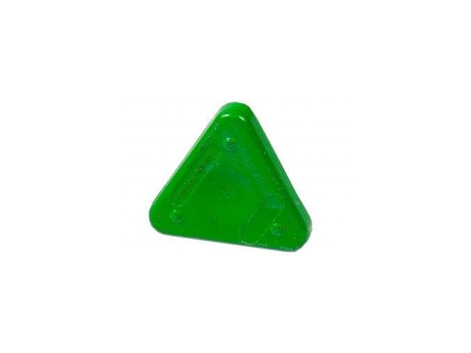 Voskovka trojboká Magic Triangle basic zelená