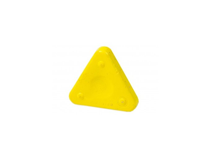 Voskovka trojboká Magic Triangle neon citronově žlutá