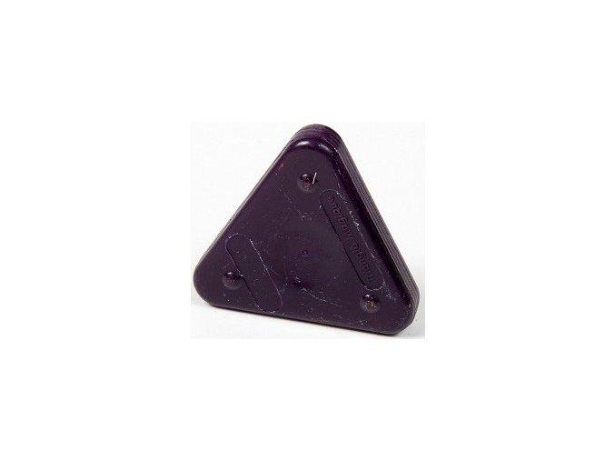 Voskovka trojboká Magic Triangle neon sv.fialová