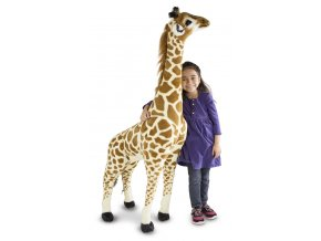 Plyšová Žirafa Maxi