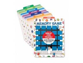 Paměťová hra na cesty