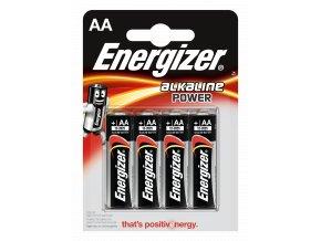 Energizer Alkaline Power AA 4ks
