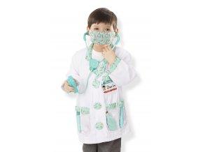 Dětský kostým Doktor  Akční cena do vyprodání zásob