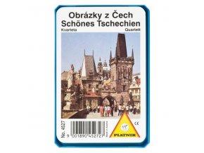 Kvarteto - Obrázky z Čech
