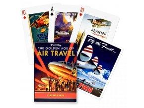 Poker - Zlatý věk letecké dopravy