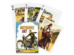 Poker - Motocykly