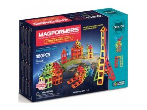 Magformers - Landmark 100