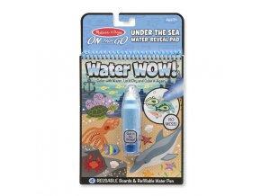 Vodní omalovánky - Mořský život