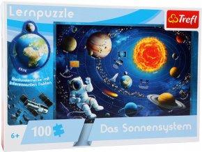 Puzzle sluneční soustava