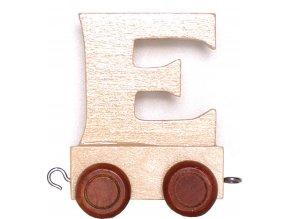 Písmenkový vláček E
