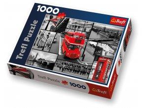 8745 puzzle london 100 teile a