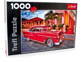 3446 puzzle oldtimer chevrolet 1000teile