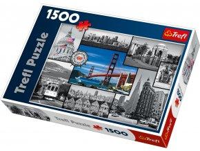 8747 puzzle san francisco 1500 teile a