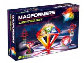 Magformers LED Architekt (svítící)