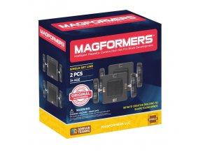 Magformers Kolečka Nové