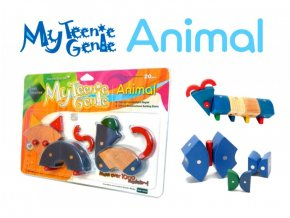 Genii MTG zvířata