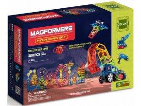 Magformers Mega Brain