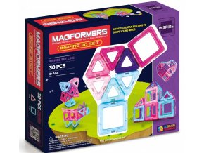 Magformers 30 Pastel
