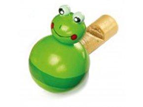 Píšťalka žabka