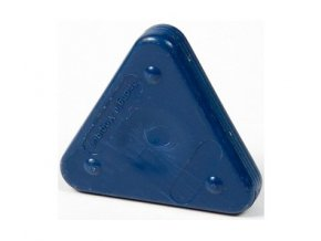 Voskovka trojboká Magic Triangle neon půlnoční modrá