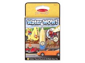 Vodní pero - dopravní prostředky