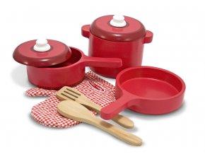 Dřevěné kuchyňské nádobí