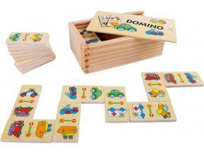 Domino Dopravní prostředky