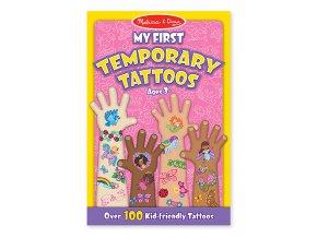 Moje první tetování - Růžová