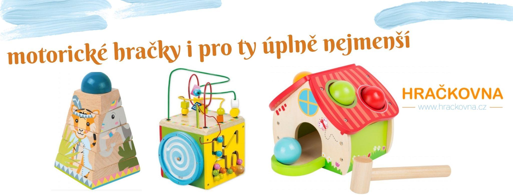 Zlepšujte zručnost dětí už od prvních měsíců! Motorické hračky jsou skvělou pomůckou
