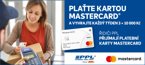 Soutěž PPL a Mastercard